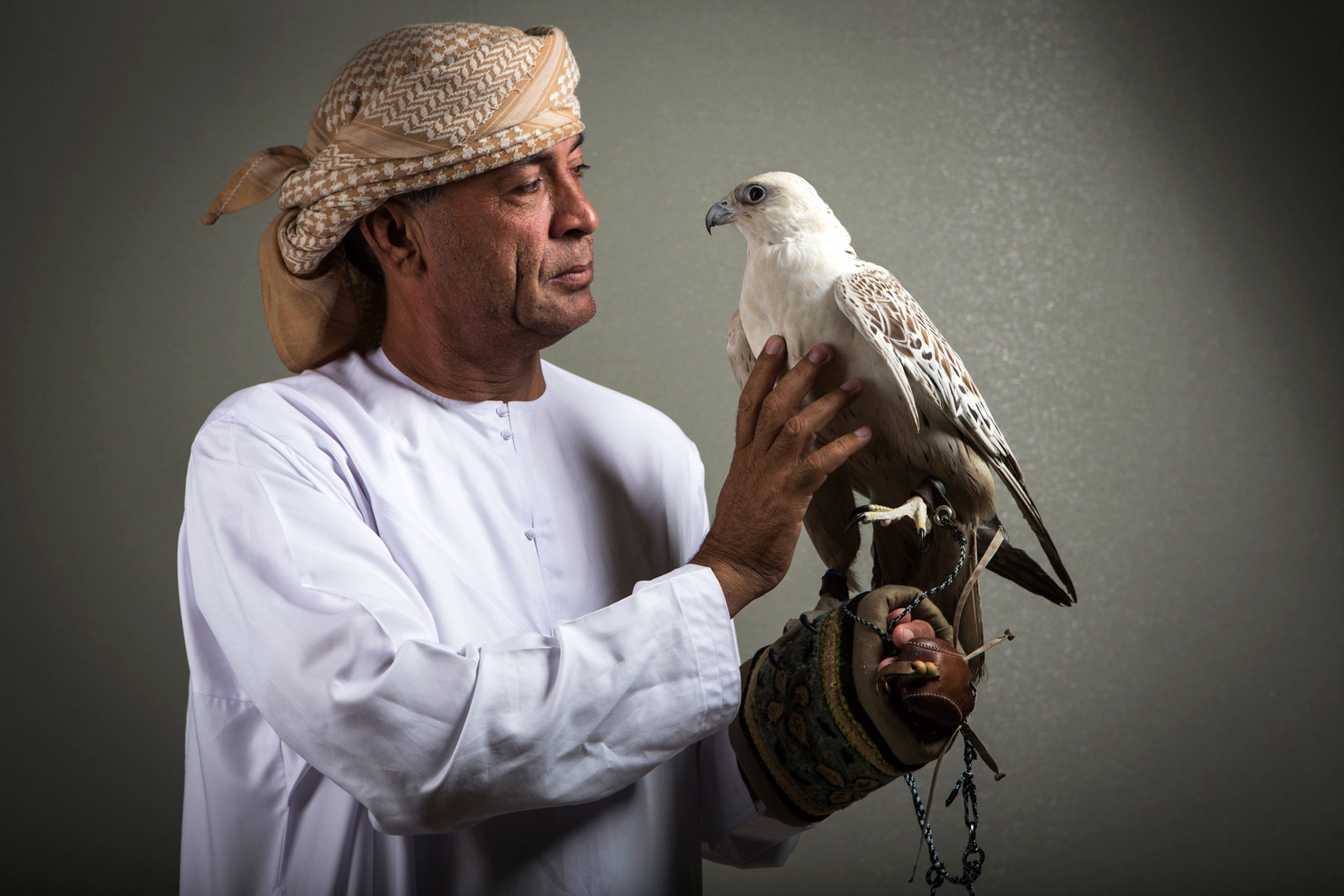 Wouter Kingma Falcons of Arabia 01